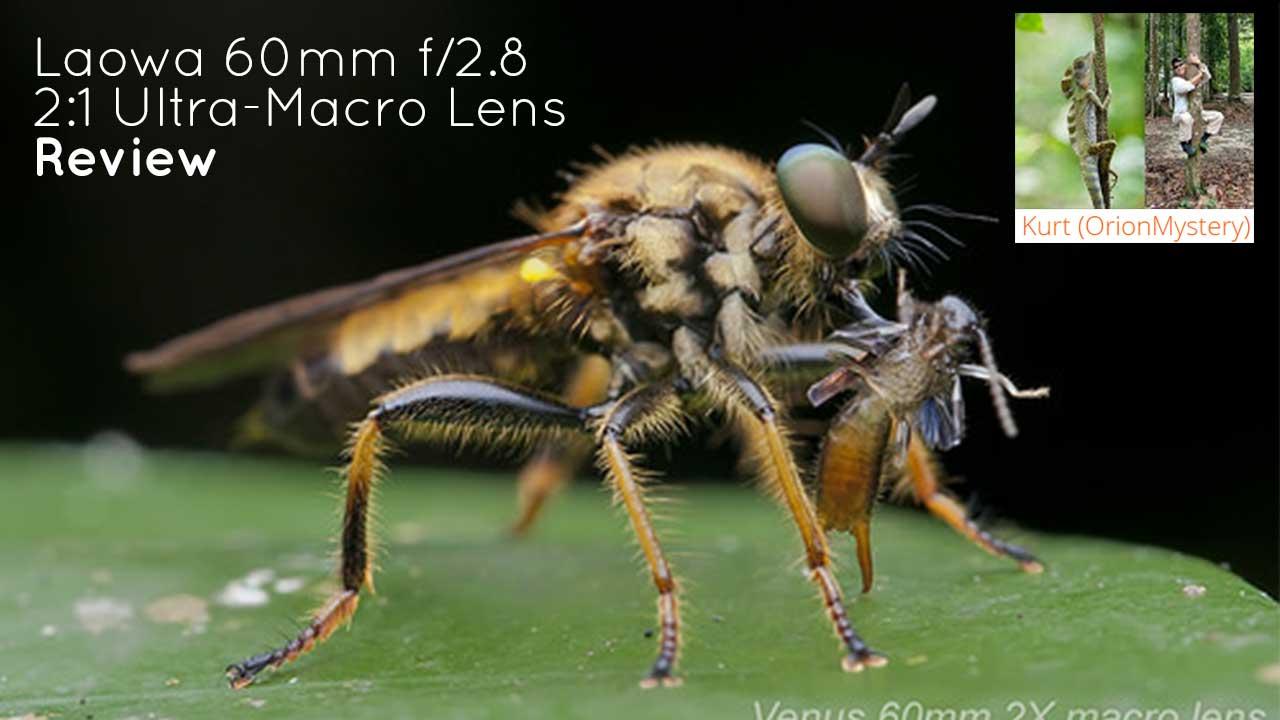 Laowa 60mm F28 2x Ultra Macro Laowa Camera Lenses