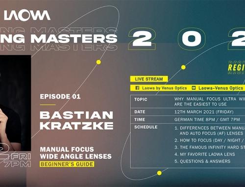 Laowa Meeting Master 2021 – Ep.1 – Bastian Kratzke