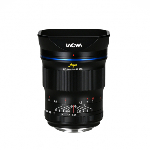Laowa Argus 33mm f/0.95 CF APO Lens - Best product for EISA 2021 - Best Manual Lens