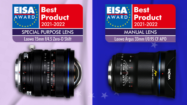 Eisa 2021 best product from Laowa