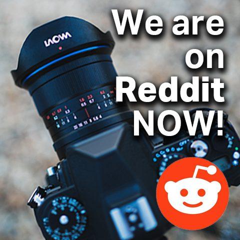 LaowaShooters-Laowa new sub-reddit created now